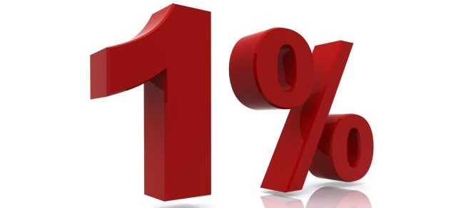 如果醫生說「接受這個手術,有1%的存活機會」,請想成100%没有機會