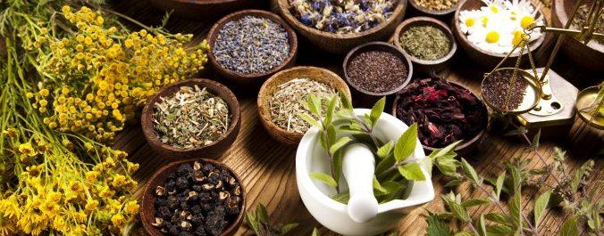 自然療法所採用的草本植物已有數千年歴史