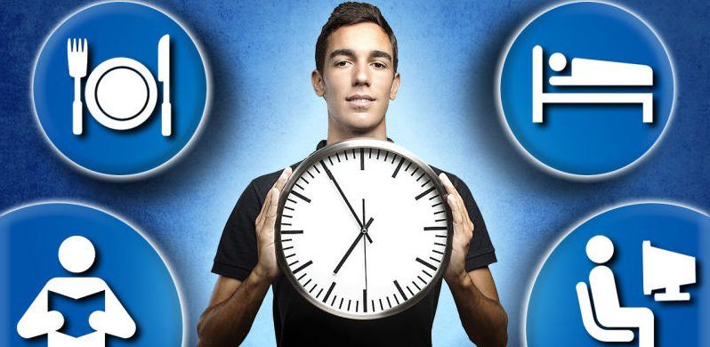 松果體充當了人體內的一個「時鐘」