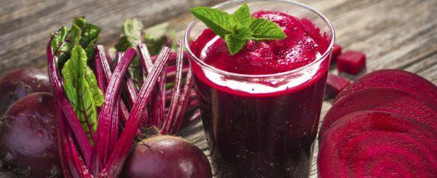 癌症康復的飲食調養:紅菜頭蘋果汁