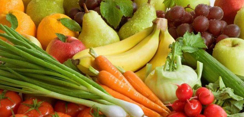防癌飲食須:知多吃蔬菜和水果