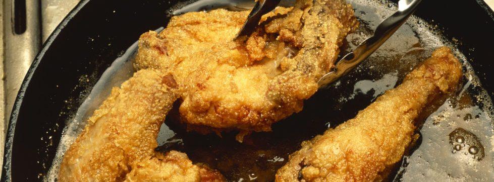 防癌飲食須:注意食物的烹調方法