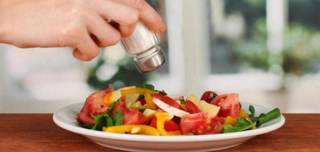 高鹽份飲食的致癌原因