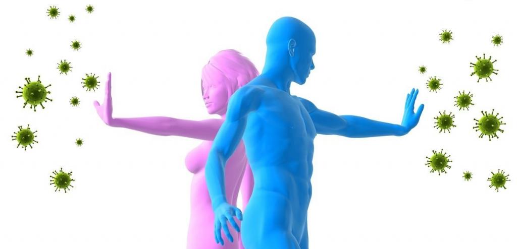 人體的抗病功能(免疫能力)