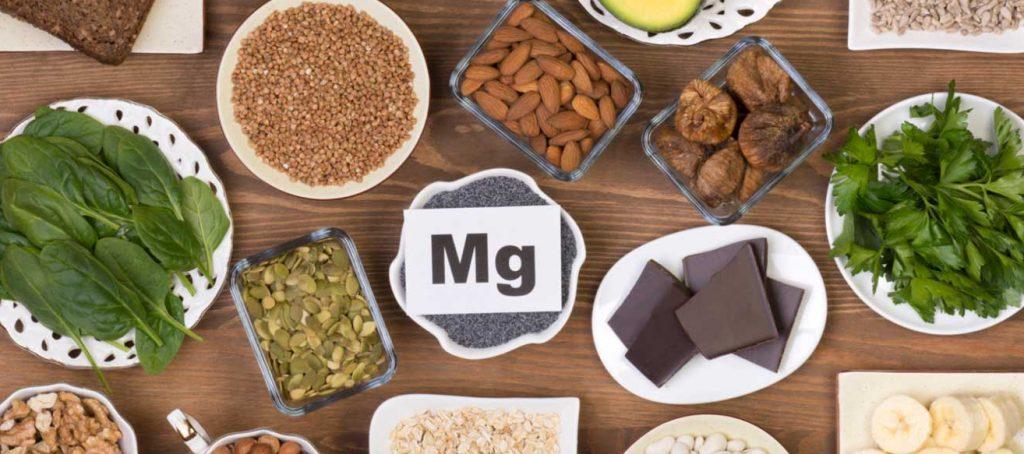 食物中的防癌抗癌物質: 鎂(Magnesium)
