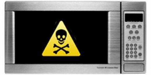 微波爐的放射線累積會增加罹癌機會率