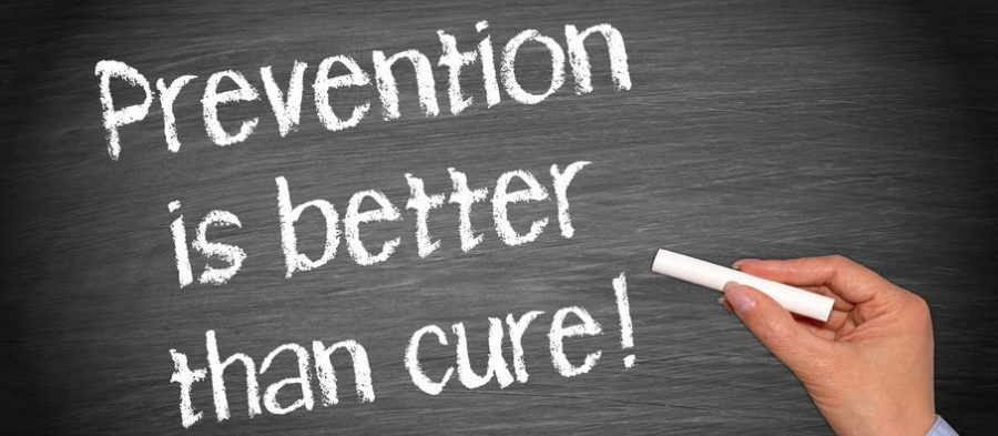 「預防」的重要性