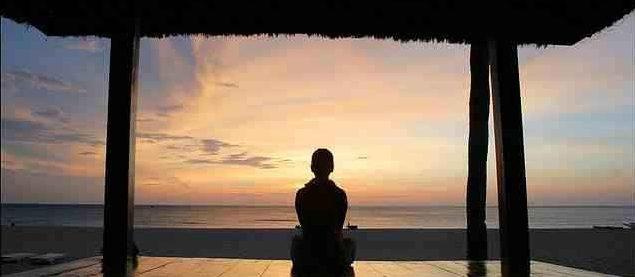 回到簡單生活,讓身心靈可以喘息