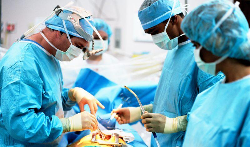 癌症治療的三大療法之一:外科手術