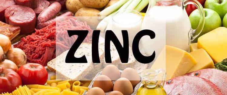食物中的防癌抗癌物質 鋅(Zinc)