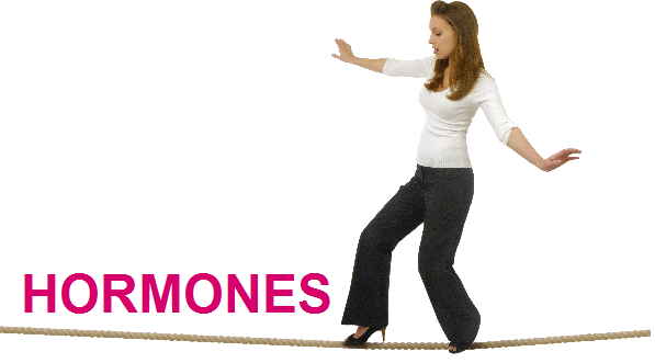 慎重使用女性荷爾蒙劑