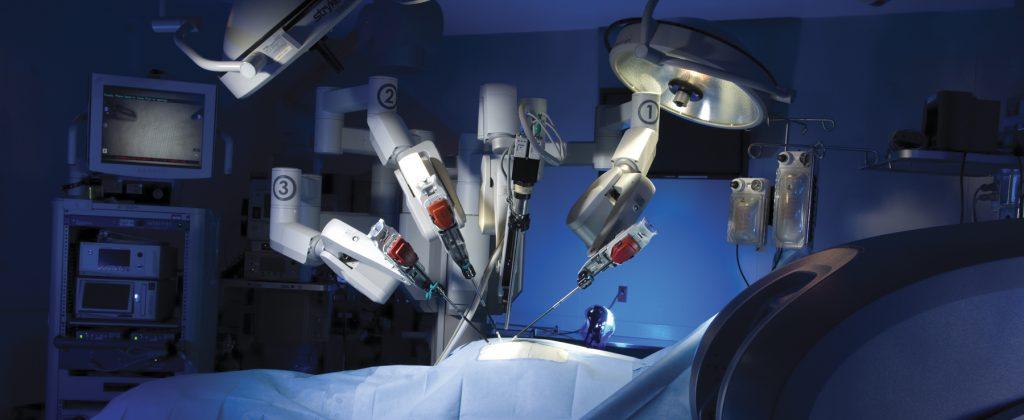 機械臂手術治療甲狀腺癌