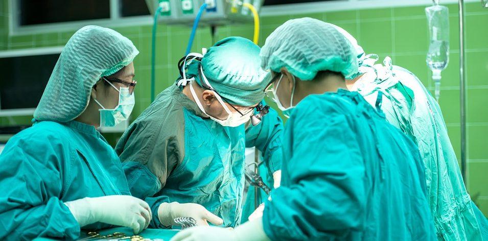 外科手術切除腫瘤