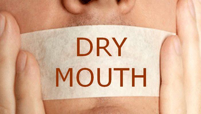放射線治療的副作用:口乾症