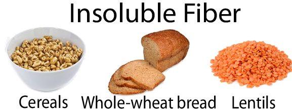 化療期間該怎麽吃才正確?非水溶性食物纖維