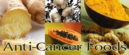 最強防癌抗癌食物排行榜
