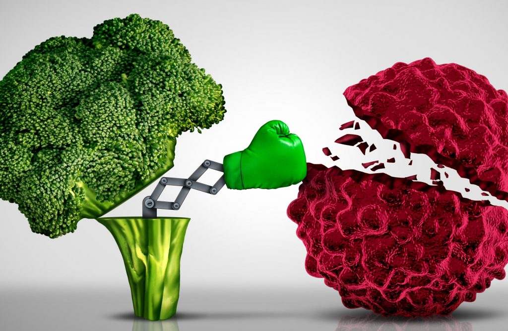 美國對癌症與飲食的關係性進步了詳細的研究