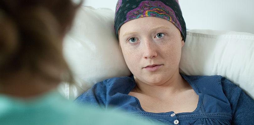 放療、化療常見副作用的飲食調養 : 毛髮脱落食療