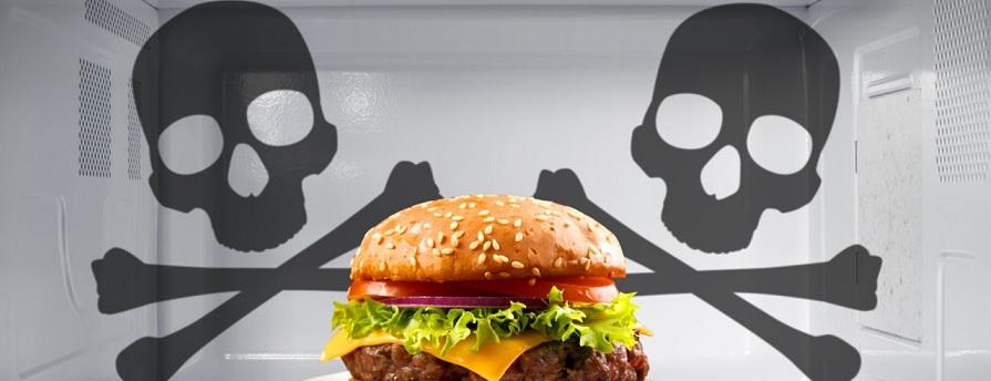 微波爐食品含有致癌因子