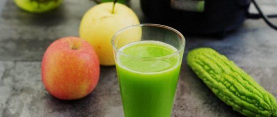 癌症康復的飲食調養:苦瓜蘋果橙汁