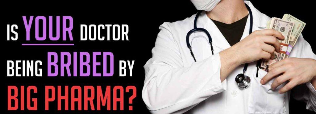 製藥業與醫生的利益已緊扣在一起