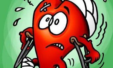 免疫系統敗陣