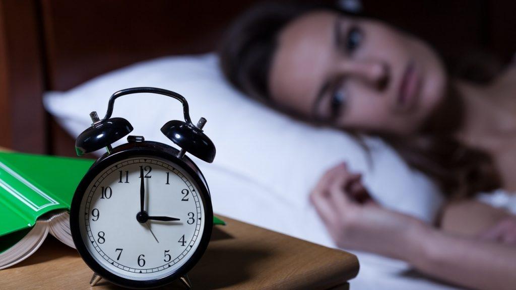 放療、化療常見副作用的飲食調養 : 失眠食療