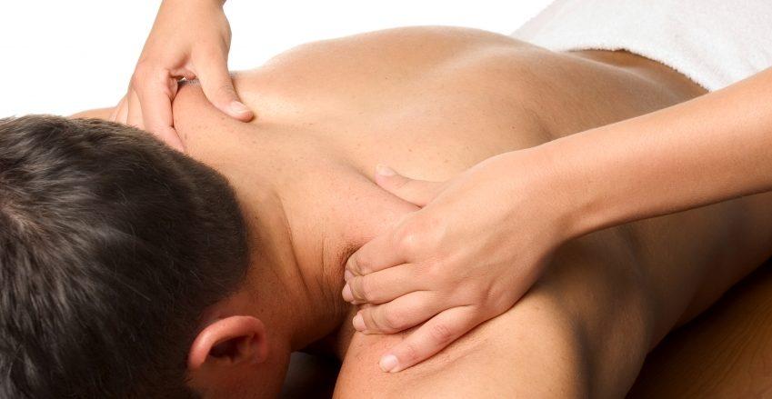 推拿按摩療法:讓癌症病人的肌肉放鬆和減少疼痛