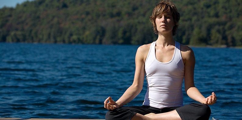 靜坐冥想:提升免疫力來對抗癌症