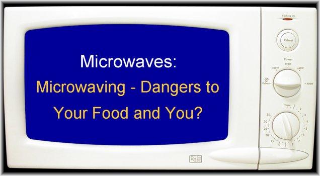 食用被微波爐破壞的食物,可導致身體相當大的壓力反應