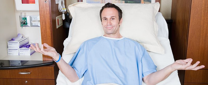 癌症病人並不會因腫瘤很快擴大而死亡