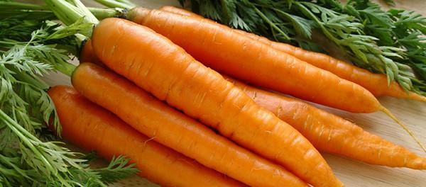 最強防癌抗癌食物排行榜:蘿蔔及胡蘿蔔