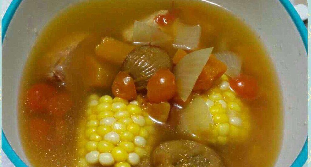 癌症康復的飲食調養:蕃茄南瓜黃豆瘦肉湯