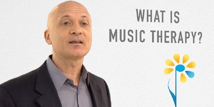 音樂療法是什麼?