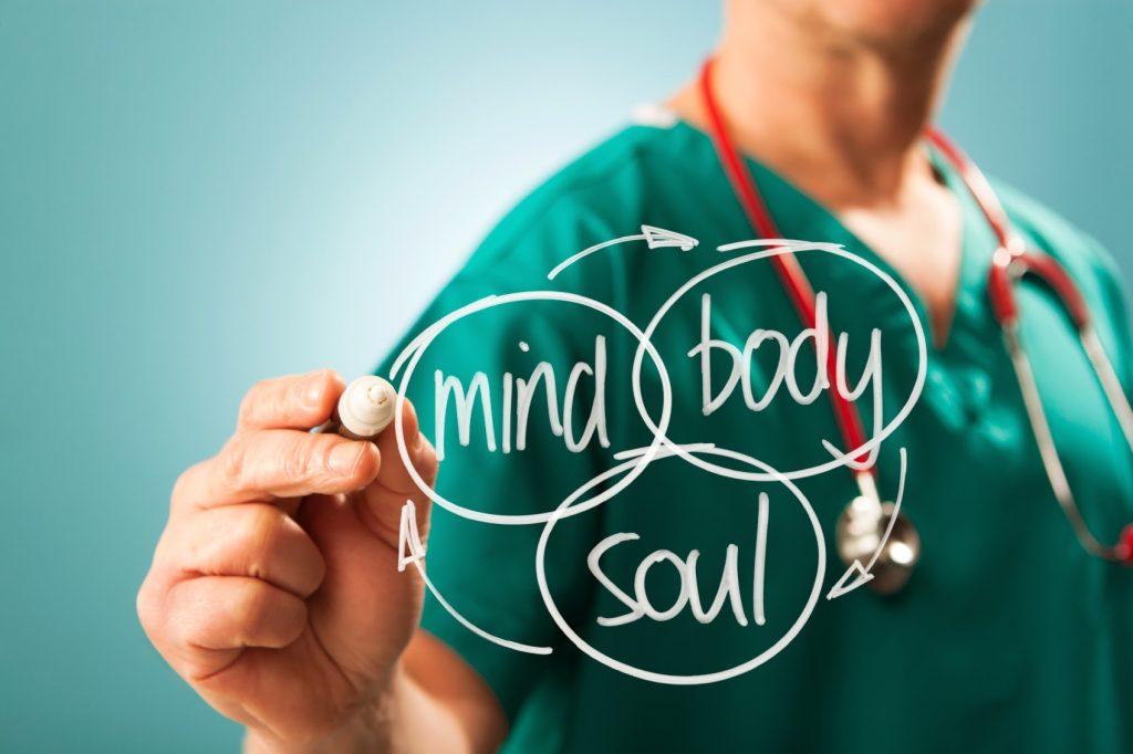 治療癌症的王道:身心靈整體的「自我治療」
